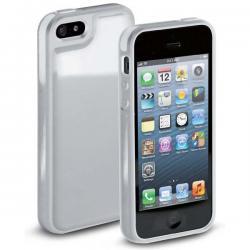 Чехол Fusion для iPhone 5 (глянец, белый)