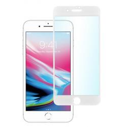 Защитное стекло для телефона 1 side full screen, для Apple iPhone 7+/8+, цвет белый