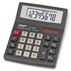 Калькулятор настольный STF-8008, 8 разрядов