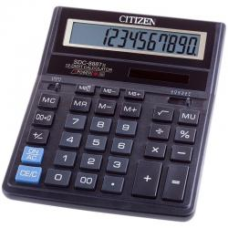 Калькулятор Citizen SDC-888TII, 12 разрядный