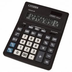Калькулятор настольный Businessline, 12 разрядов, цвет черный