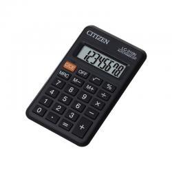 Калькулятор карманный Business Pro, 8 разрядов, батарейка, 114x69x14 мм, цвет черный