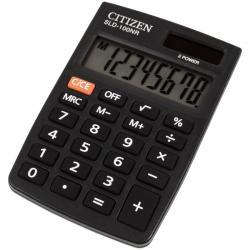 Калькулятор карманный Business Line Pro, книжечка, 8 разрядов, 88x58x10 мм, черный