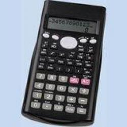Калькулятор Научный, 160x80x15 мм