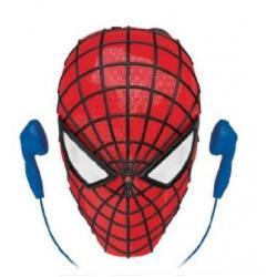Радио с наушниками Spider-Man