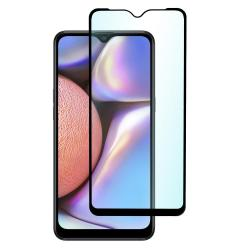 Защитное стекло для телефона skinBOX. 1 side full screen, для Samsung Galaxy A10S, цвет черный