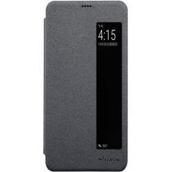 Чехол-книжка для телефона Nillkin Sparkle, для Huawei P20 Pro, цвет черный