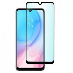 Защитное стекло для телефона skinBOX. 1 side full screen, для Xiaomi Mi A3, цвет черный