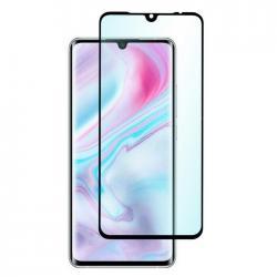 Защитное стекло для телефона skinBOX. 1 side full screen, для Xiaomi Mi CC9, цвет черный