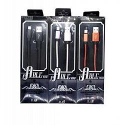 Шнур для зарядки USB Iphone, 1 м