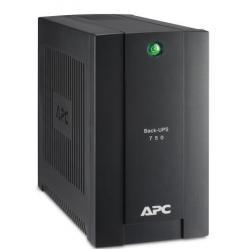 Источник бесперебойного питания APC BC750-RS, 415 Вт, 750 ВА