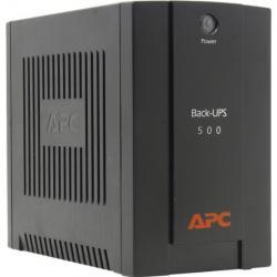 Источник бесперебойного питания APC BX500CI, 300 Вт, 500 ВА