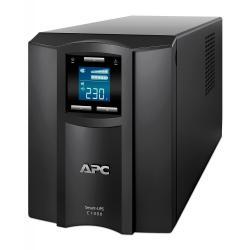 Источник бесперебойного питания APC SMC1000I, 600 Вт, 1000 ВА