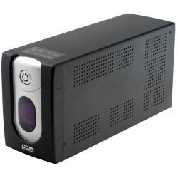 Источник бесперебойного питания Powercom Imperial IMD-1200AP, 720 Вт, 1200 ВА, черный