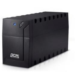Источник бесперебойного питания Powercom Raptor RPT-1000A Euro, черный