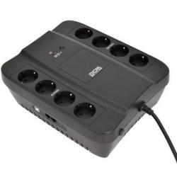Источник бесперебойного питания Powercom Spider SPD-650N, черный
