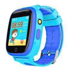 Детские умные часы Prolike PLSW11BL, голубые