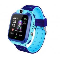 Детские умные часы Prolike PLSW12BL, голубые