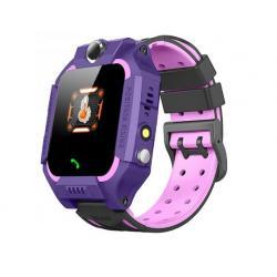 Детские умные часы Prolike PLSW02PP, сиреневые