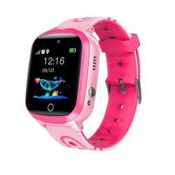 Детские умные часы Prolike PLSW13PN, розовые