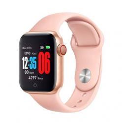 Умные часы LOONA FIT-04, розовый