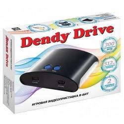 Игровая приставка Dendy Drive, 300 игр