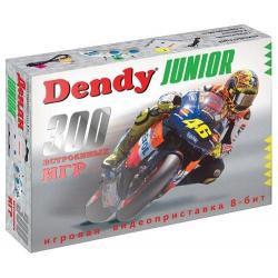 Игровая приставка Dendy Junior, 300 игр