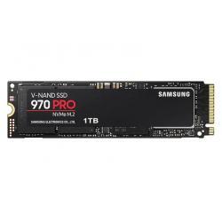 Твердотельный накопитель Samsung 970 PRO, 1TB, Phoenix, M.2 (2280) PCIe Gen 3.0x4, NVMe 1.3, арт. MZ-V7P1T0BW